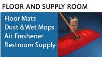 Mat and mop service