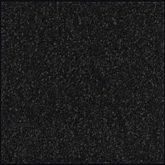 black carpet mat