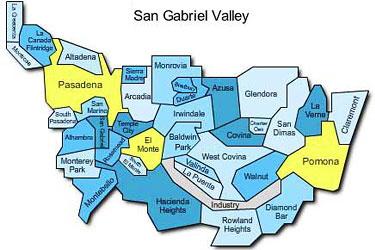 San Gabriel Valley