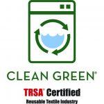 TRSA Clean Green Logo
